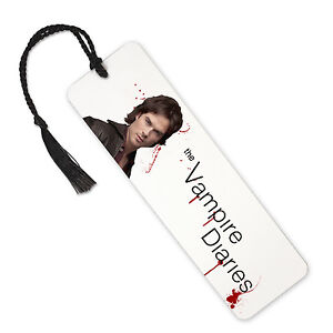 Damon-Salvatore-Ian-Somerhalder-The-Vampire-Diaries-Aluminium-Metal-Bookmark