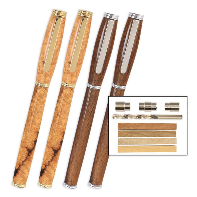 Old-Line Pen Kit Starter Pack, Legacy Woodturning