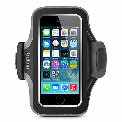 Image of Belkin Slim-fit Light Armband Plus Key Cash Pocket For Iphone 6 6s Handwashable