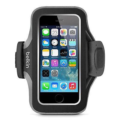 Image of Belkin Slim-fit Light Armband Plus Key Cash Pocket For Iphone 6 6s Handwashable