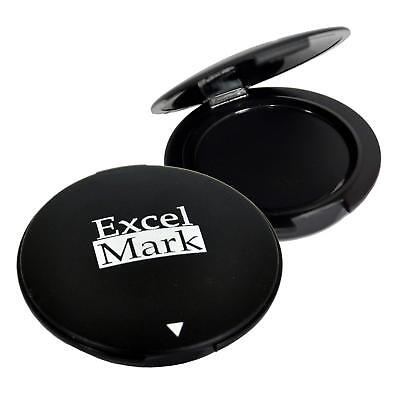 Excelmark Inkless Thumbprint Pad Fingerprint Pad 1-12-in. Diameter Each