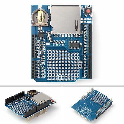 Recorder Data Logger Module Logging Shield Xd-204 For Arduino Uno Sd Card Xd2 1h