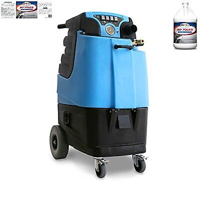 Mytee 20-110 Deluxe Prep Center™ W// Heat and Two Cases Carpet Extractor Cleaner