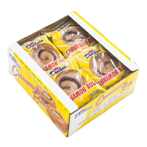 Duchess Cinnamon Roll (4oz / 12pk) 2-pack