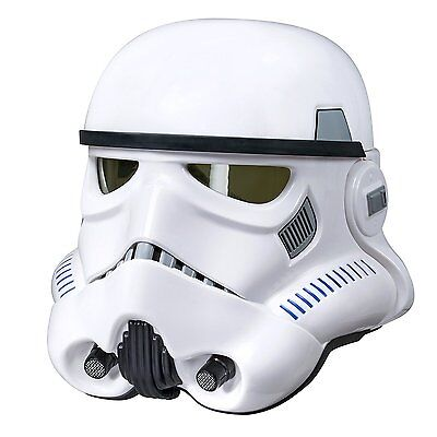 Star Wars The Black Series Imperial Stormtrooper Electronic Voice Changer