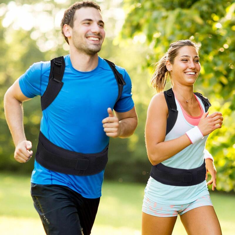 EXCLUSIVE Magnetic Back Shoulder Support Posture Corrector f