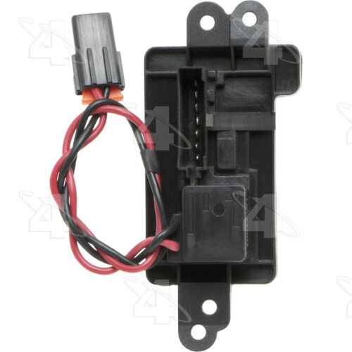 HVAC Blower Motor Resistor Fits 2002-2004 Oldsmobile