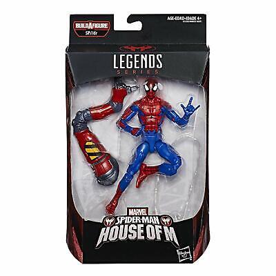 AMAZING SPIDER-MAN MARVEL LEGENDS SERIES SPIDER-MAN: HOUSE M 6-INCH FIGURE