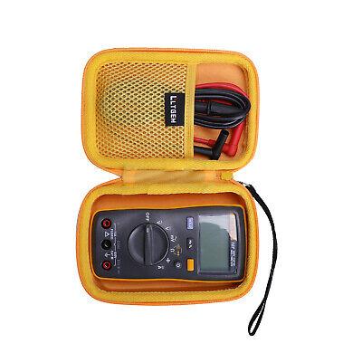 Ltgem Case For Fluke 107 Acdc Current Handheld Digital Multimeter Case Only
