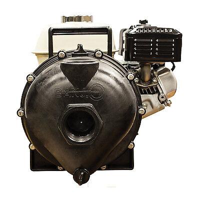 Electric Start 2 Inch - Banjo Transfer Pump Powered By Honda Gx160 Engine