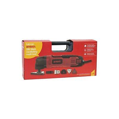 Multi Function Oscillating Multi Tool Sander Cutter Scraper Grinder Case V6010