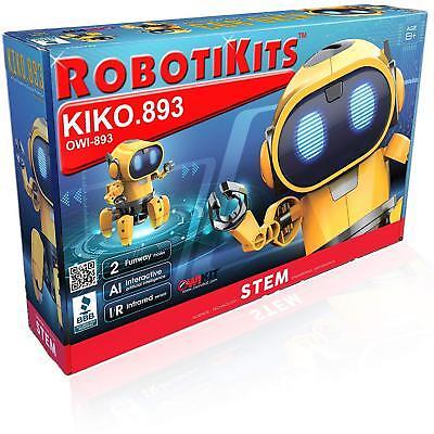 OWI Dual Mode Kit, KIKO.893 Artificial Intelligence Robot Kit](Robot Kit)