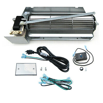 Replacement Gas Fireplace Blower Fan Kit FBK-200 for Lennox