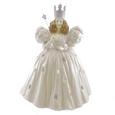 New GLENDA THE GOOD WITCH Ceramic Votive Wizard Of Oz MFR #1859 - Glenda The Good Witch
