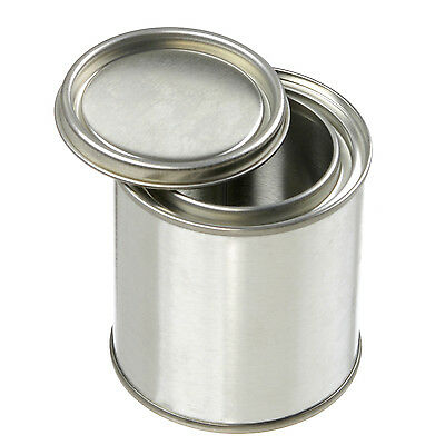 1/2 Pint (8 oz) Empty B-Way Paint Cans- Lot of 18