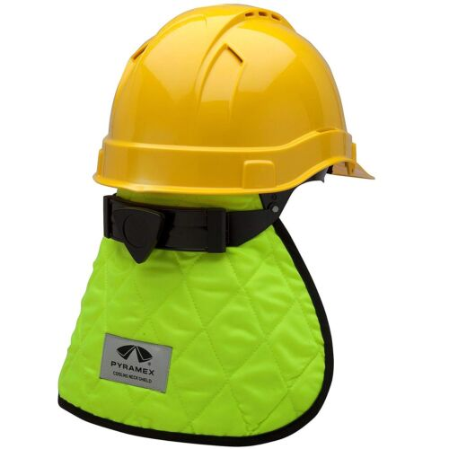 Pyramex Cooling Hard Hat Pad and Neck Shade CNS1 Series, Reusable