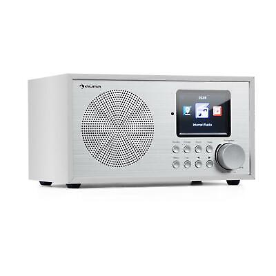 Mini radio internet Cadena Musical Bluetooth App Altavoz DAB + FM WiFi...