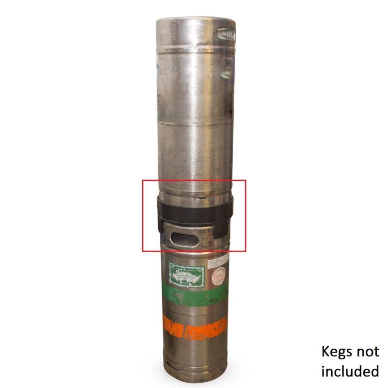 Sixtel Keg Stacker - Bar/Pub/Restaurant Draft Beer Keg Cooler Storage
