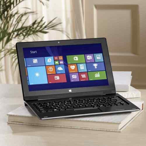 "iView MagnusII 10.1"" 2-in-1 Laptop Tablet Window 10 Quad Core 2GB 32GB"