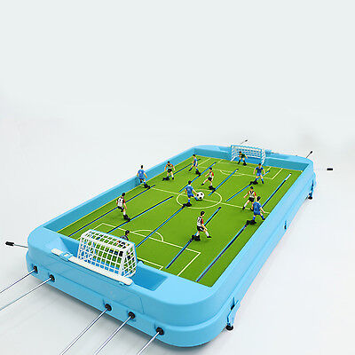 Competition Game - Foosball Soccer Table Football Competition Sized Game Room Portable Game