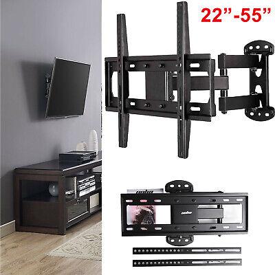 Moveable Wall Mount TV Bracket Hanger Holder Universal For 32 39 40 43 46 50