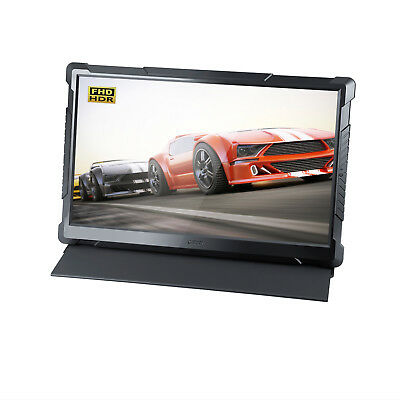 G-STORY 17.3 Inch HDR 120Hz 1ms FHD 1080P Eye-care Portable Gaming Monitor