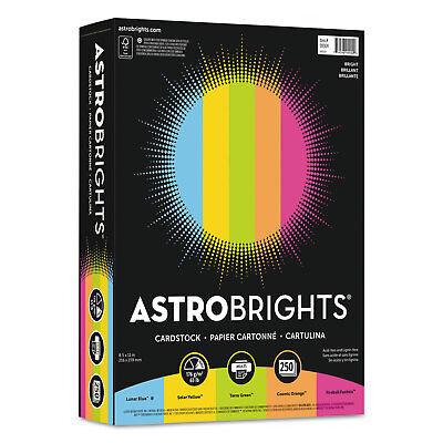 Bright Assortment - Astrobrights Color Cardstock -
