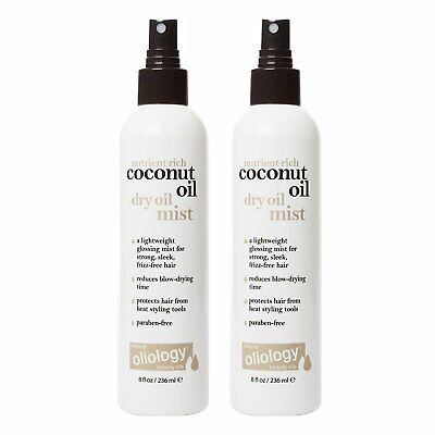 Oliology Coconut Dry Oil Mist