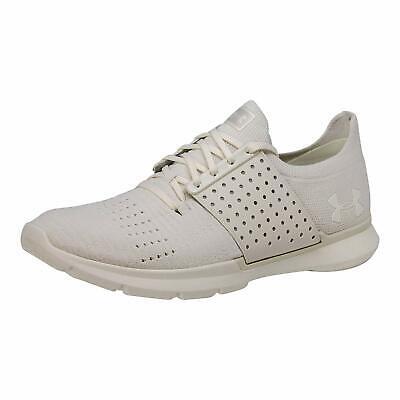 Under Armour Men's Threadborne Slingwrap Athletic Shoes Stone/Ivory