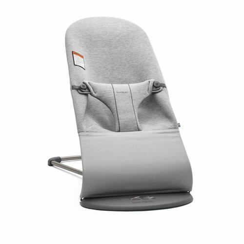 BABYBJÖRN Bouncer Bliss 3D Jersey - Light Gray