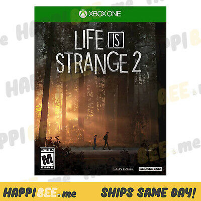 LIFE IS STRANGE 2 (XBOX ONE 1)🍯Series X (ACTION - VIDEO GAME) Console System