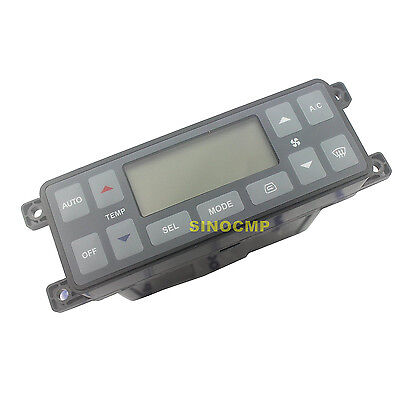 Air Conditioner Controller 543-00107 for Daewoo Doosan DX225 DX255 Excavator