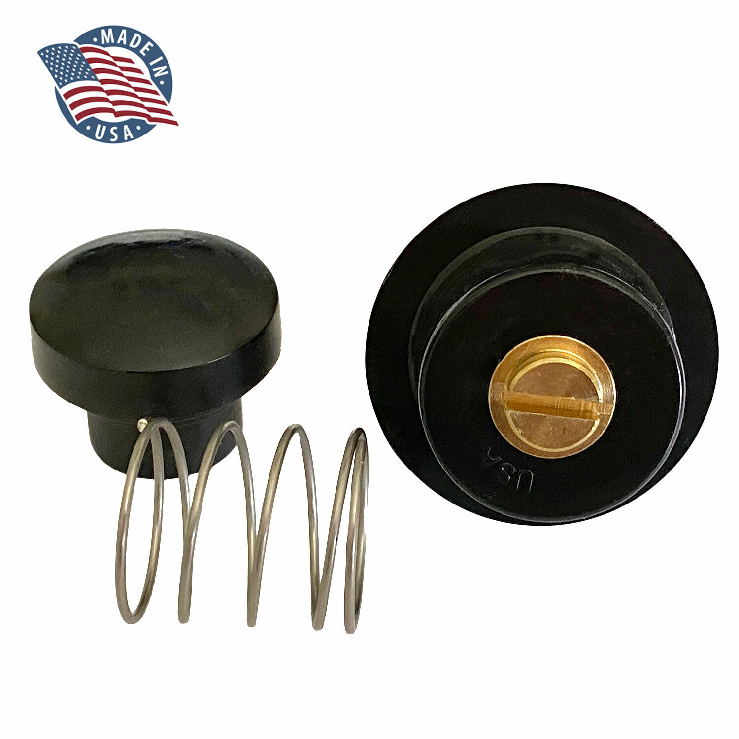 Flushline Replacement for Sloan 3308853 1″ Control Stop A-541-H Repair Kit Home & Garden