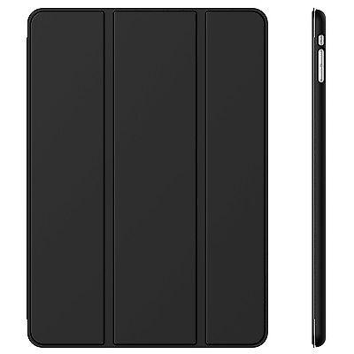 JETech 0470 iPad Mini Case Slim Smart Cover for Apple iPad Mini 1 2 3 - Black