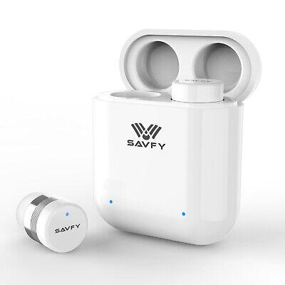 True Wireless TWS Earphone Headset Mini Stereo In-Ear Earbuds Bluetooth