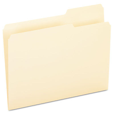 Pendaflex Essentials File Folders 13 Cut Third Position Top Tab Letter Manila