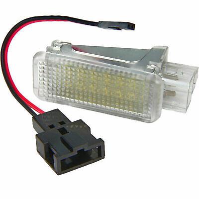 LED Handschuhfachleuchte für AUDI A1   A3   A4   A5  Weiß