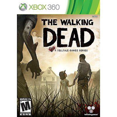 Walking Dead XBOX 360! ZOMBIES, FIGHT, HUNT, SURVIVAL GORE, KILL, BLOOD, HORROR