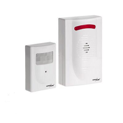 Funk Alarmanlage mini Bewegungsmelder Alarm Sensor Funksignal Wireless Infrarot ()
