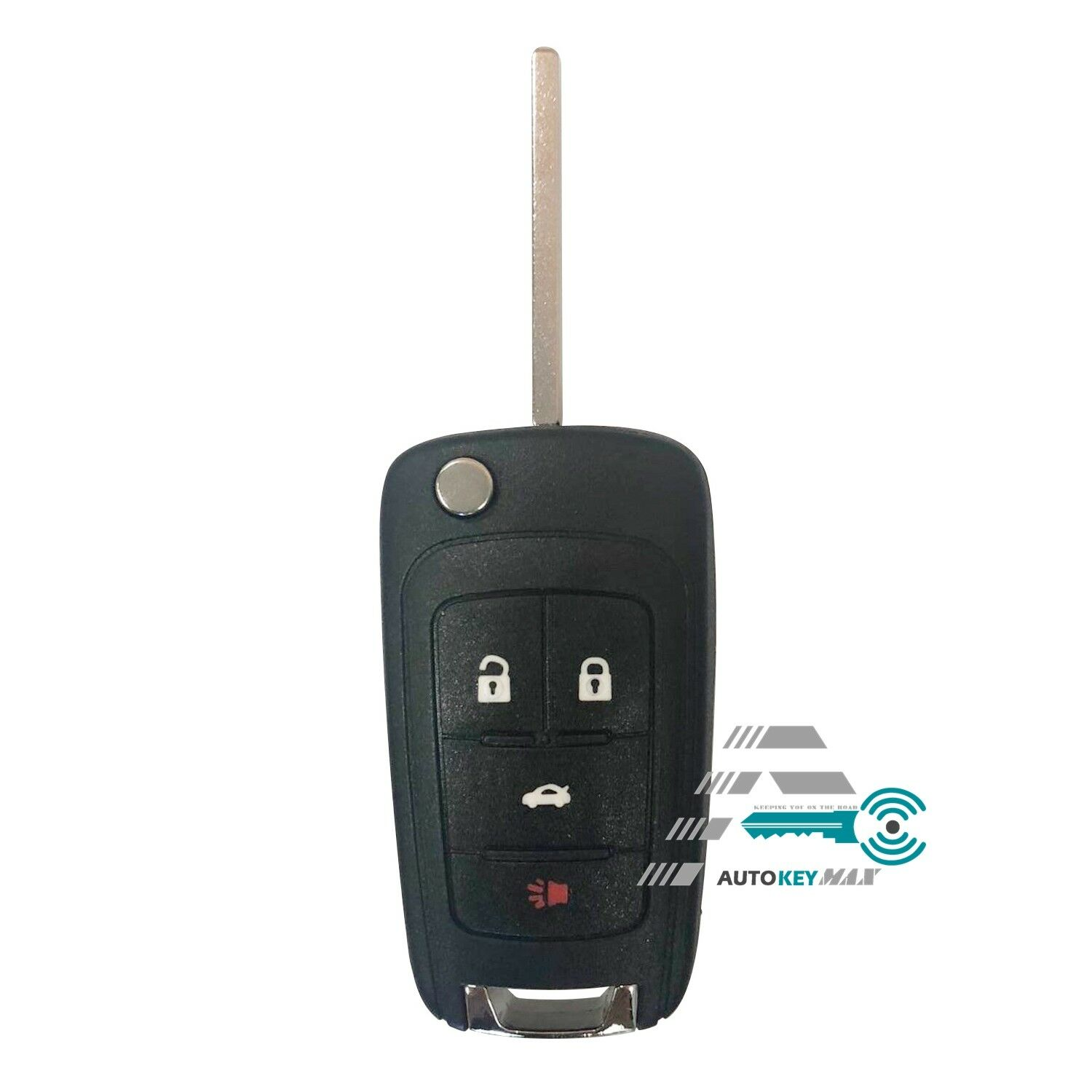 New Replacement Keyless Entry Car Remote Key Fob for Buick GMC Chevy OHT01060512