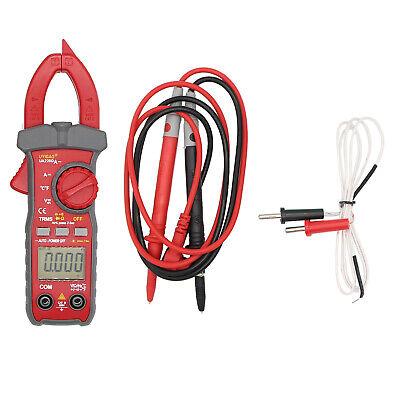 Ua220d Mini Lcd Digital Clamp Multimeter 1999 Acdc Voltage Ac Ampere Meter Mn