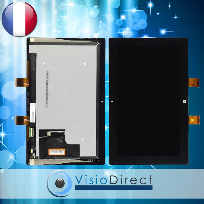 Image Ecran complet pour Microsof Surface Pro 2 1601 LTL106HL01-002 noir tactile + LCD