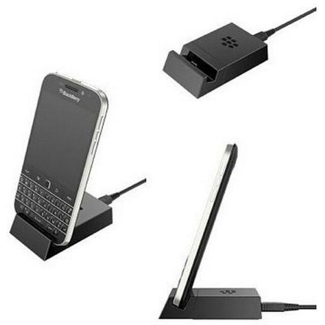 Genuine BlackBerry Classic Q20 Desktop Charging Pod Cradle - ACC - 60460-001