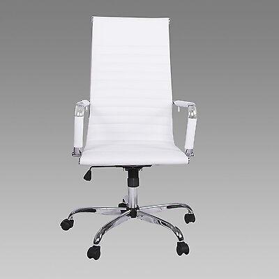 PU Leather Office Chair Ergonomic 26.5