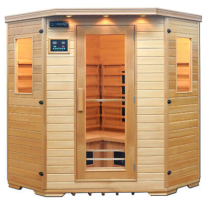 ArtSauna Infrarot Wärmekabine Infrarotkabine Sauna