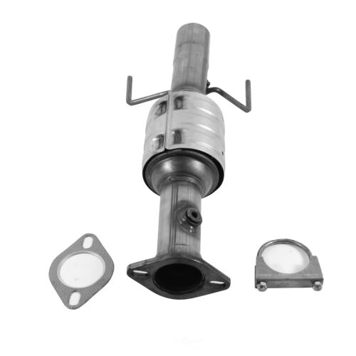 Exhaust Muffler Assembly fits 2013-2017 Mazda CX-5  AP EXHAUST W//FEDERAL CONVERT