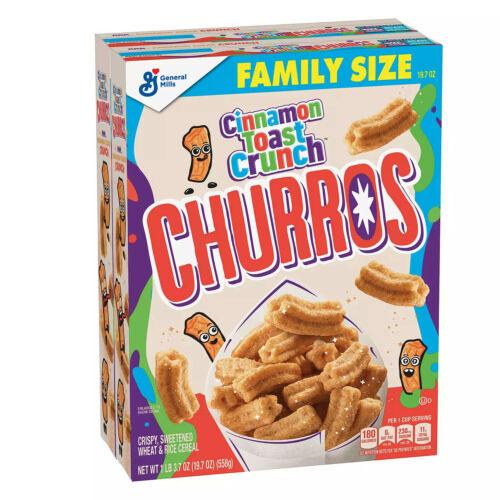 Cinnamon Toast Crunch, Churros (2 pk.)