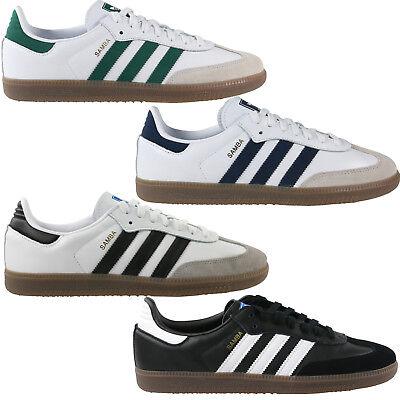 adidas Originals Samba Sneaker Schuhe Hallenschuhe Herren Damen Unisex