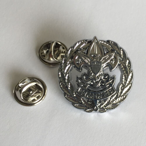 Scout Service Corps (Basic) Badge (Cub Boy Scouts Commissioner Executive Pin)