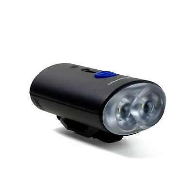 VeloChampion Front Bike Light - Rechargeable With USB Connection